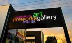 Fireworks Gallery - Exhibitions Art Events
